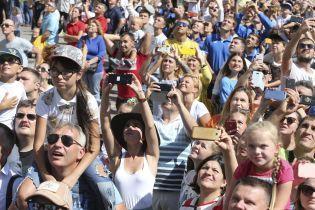 Настрої українців: 89% за незалежність, 41% за НАТО