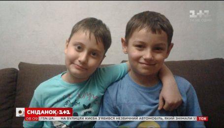 Чоловіча дружба: як 8-річний Лука боровся за життя свого друга Микити