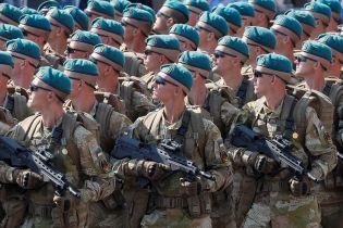 Украинские офицеры будут руководить международной военной бригадой