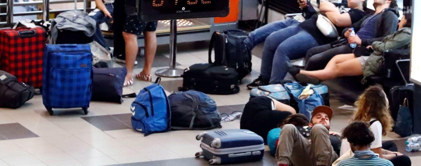 Аэропорт Будапешта закрыли на пару часов после инцидента с контейнером изРоссии - СМИ