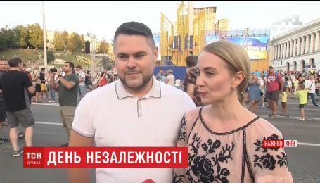 Київ ярмаркує, смакує і слухає класичну музику: у столиці не вщухають святкування Дня Незалежності