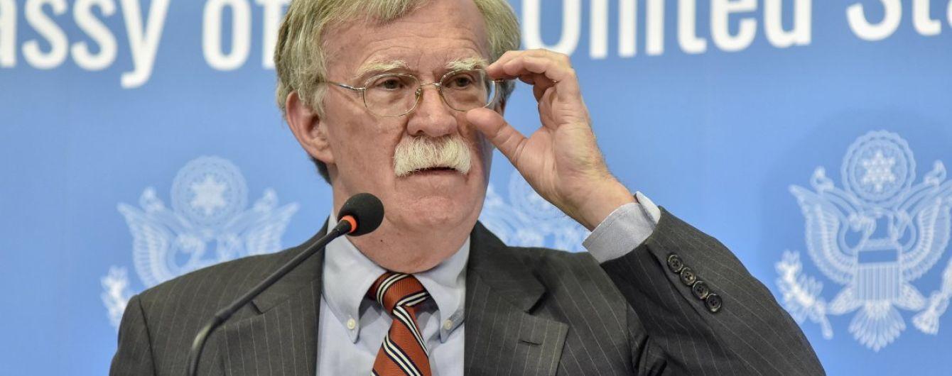 Болтон настаивает на военном вмешательстве в Венесуэлу - WP