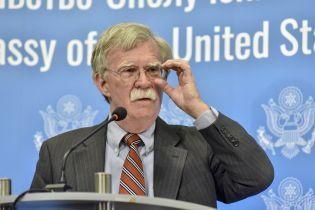 США не виведуть із Сирії військових, поки не досягнуть своїх цілей - Болтон