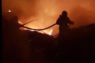 На юге Украины из-за жары не утихают пожары – ГСЧС