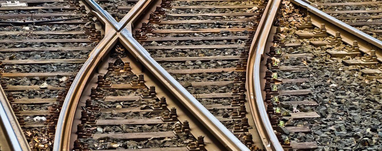 """Поїзд """"чотирьох столиць"""" здійснив першу подорож"""