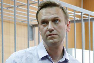 В Росії з-під арешту вийшов опозиціонер Навальний