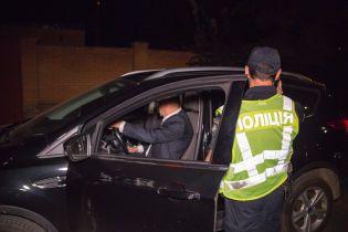 Рейд по ночному Киеву: водители садятся за руль навеселе так же часто, как и раньше