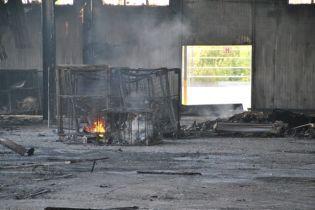 """""""Нова пошта"""" відновила роботу в Мукачеві після нищівної пожежі"""