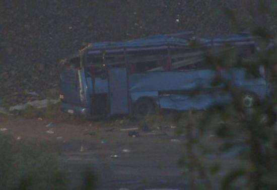 У Болгарії автобус з туристами злетів з дороги в яр: загинули 15 осіб
