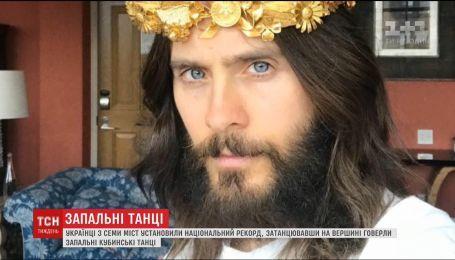 Полуобнаженный Джаред Лето станцевал для фанатов