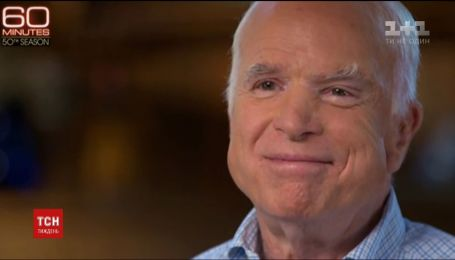 Мировая потеря от раковой опухоли умер американский сенатор Джон Маккейн