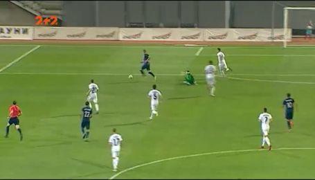 Зоря - Десна - 0:2. Відео-огляд матчу