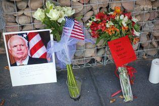 Украинцы примут участие в похоронах Маккейна – Чалый