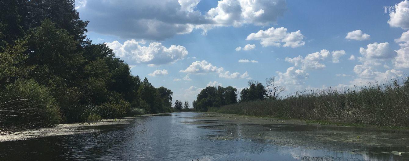 На Черниговщине утонул школьник