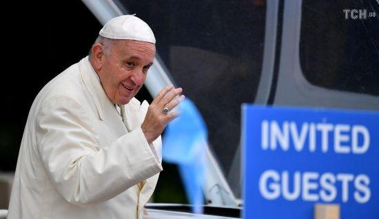 Постраждалим на Донбасі виділили понад 15 мільйонів євро за ініціативою Папи Римського