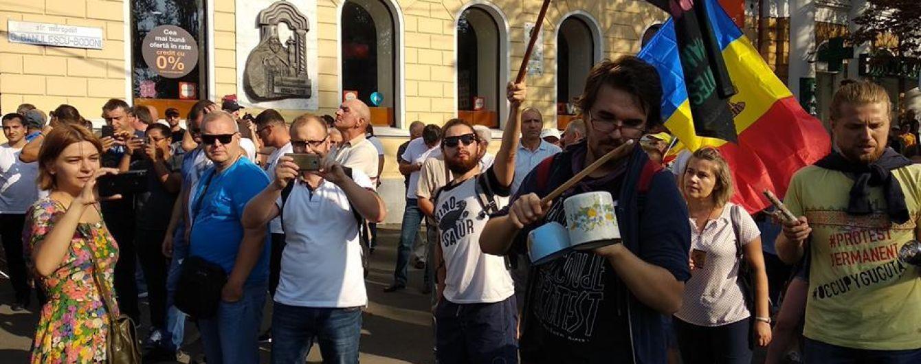 Пророссийские силы проиграли выборы в парламент Молдовы