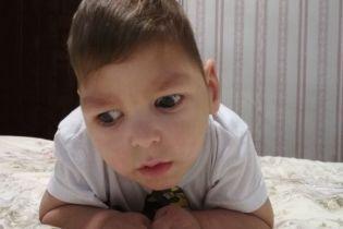 Более 6 тысяч долларов нужны на лечение Егорки