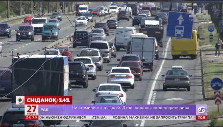 """""""Сніданок"""" составил список самых популярных нарушений дорожного движения"""