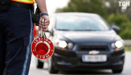 Патрульные остановили более тысячи нетрезвых водителей
