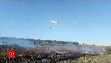 Умышленный поджог - следователи назвали главную версию пожара в Балаклее
