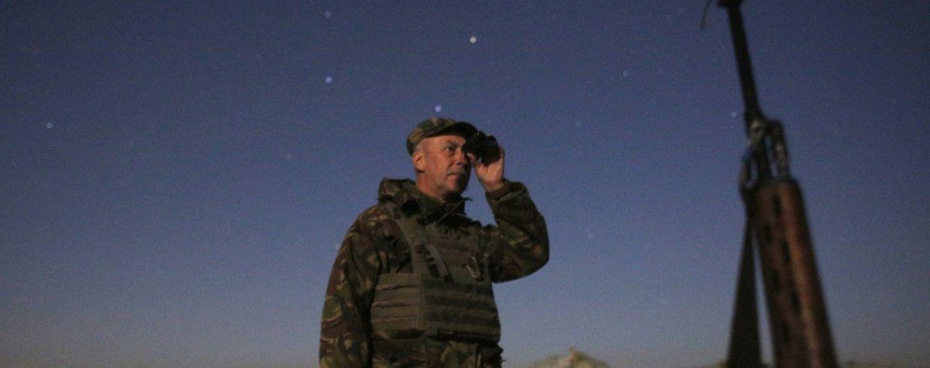 Ситуація на Донбасі: бойовики продовжують застосовувати заборонене озброєння, втрат немає
