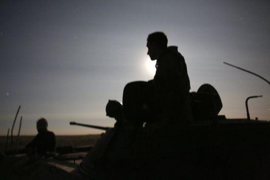 Терористи обстріляли з артилерії Водяне та Гнутове