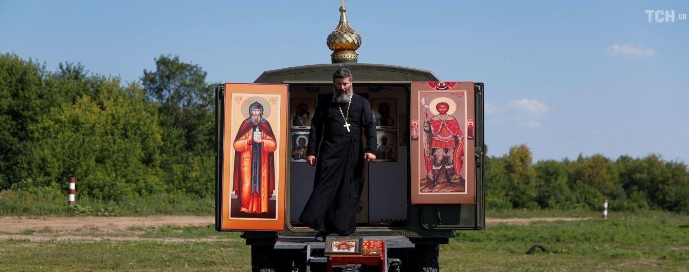 Слідом за Росією білоруська церква також припиняє спільне служіння із Константинополем