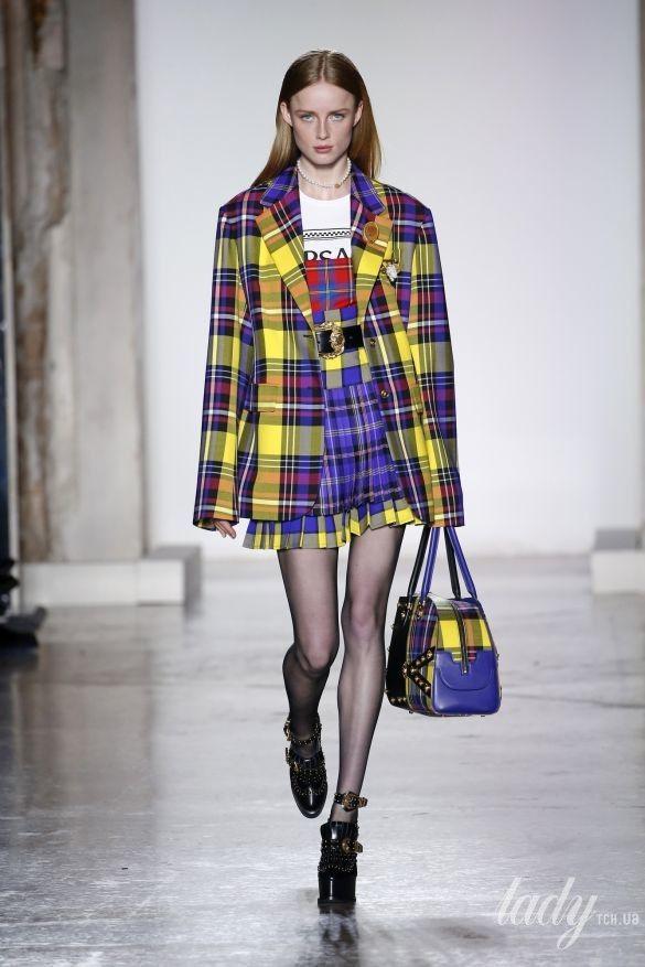 Коллекция Versace прет-а-порте сезона осень-зима 2018-2019_6