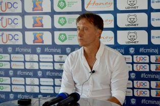 Український клуб оштрафував та присоромив тренера-сексиста за критику арбітра