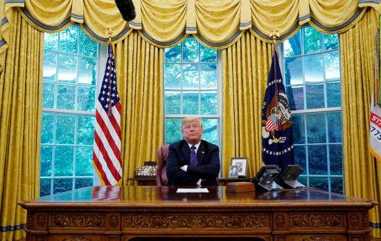 """Трамп наказав ФБР розсекретити частину інформації """"російської справи"""""""