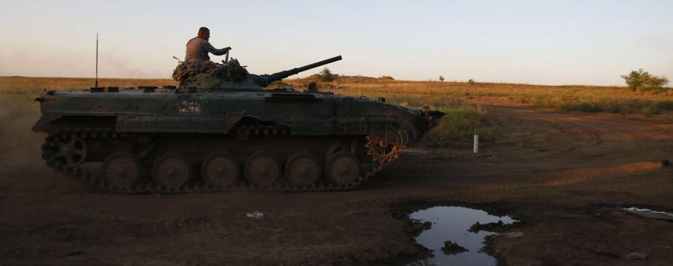 """Террористы на Донбассе 10 раз нарушили """"Пасхальное перемирие"""", боец ООС ранен"""
