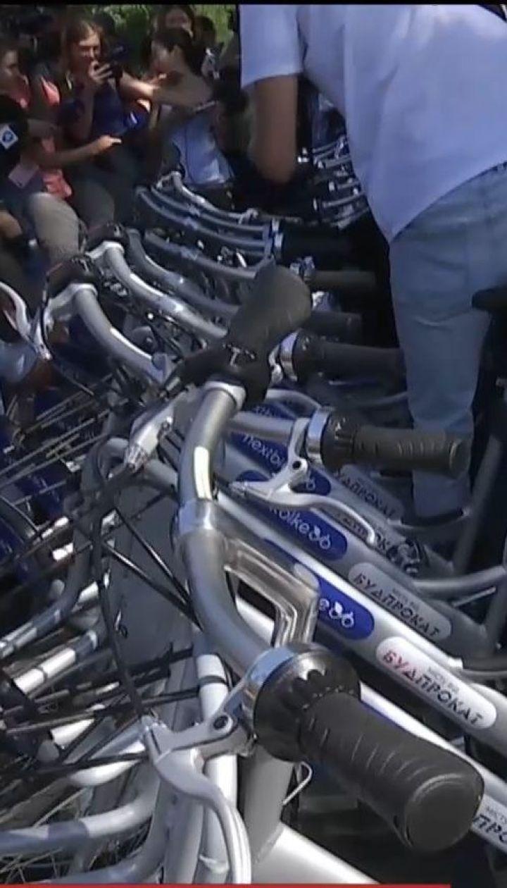 За два тижні велопрокату в Києві вкрали 5 велосипедів