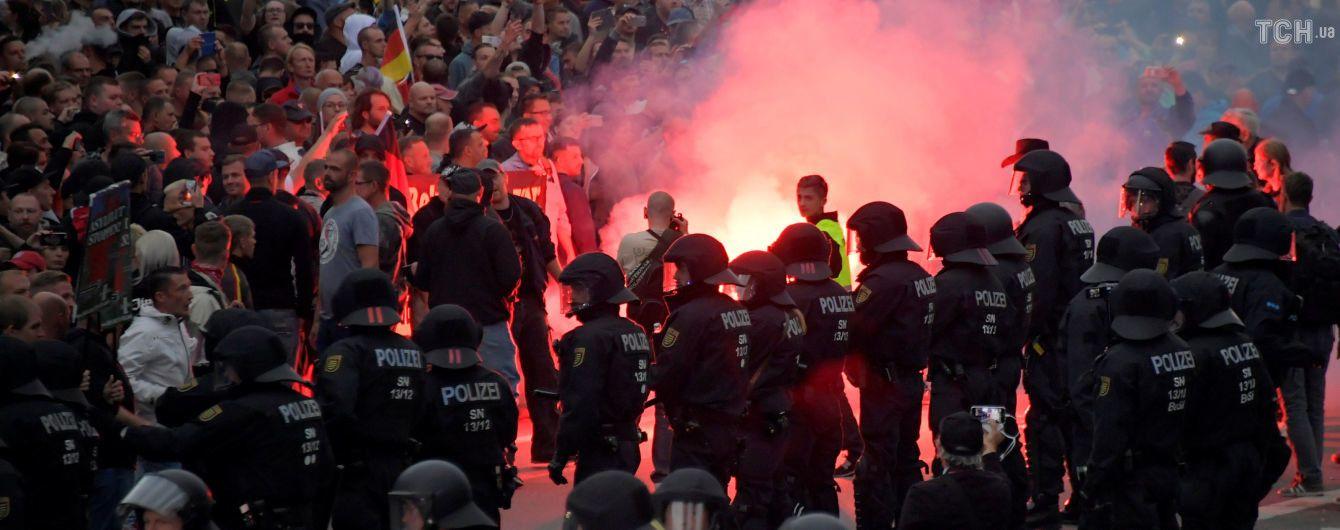 В Германии разоблачили праворадикальную террористическую группировку, готовившую масштабное нападение
