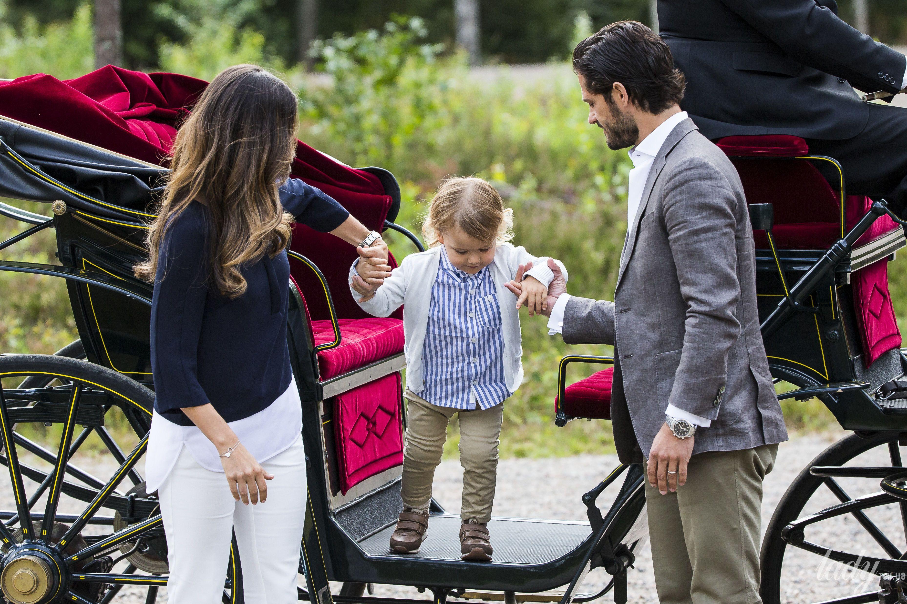 Принцесса София с сыном Александром_4