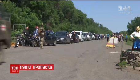 """На Донбасі знову працюватиме КПВВ """"Майорськ"""""""