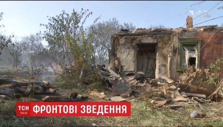 Жительница Верхнеторецкого получила ранения в результате обстрелов боевиков