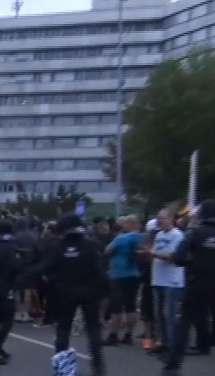 Демонстранти влаштували масові заворушення у Німеччині через резонансне вбивство