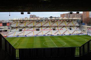 Новичок Чемпионата Испании закроет стадион из-за незавершенного ремонта