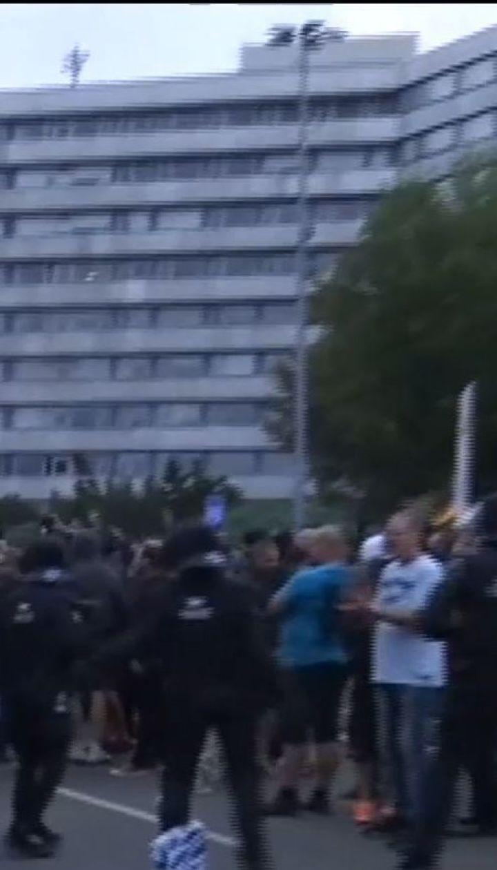 Демонстранты устроили массовые беспорядки в Германии из-за резонансного убийства
