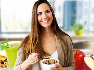 5 правил полезных перекусов