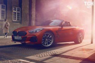 BMW Z4 планує скласти конкуренцію Porsche Boxster