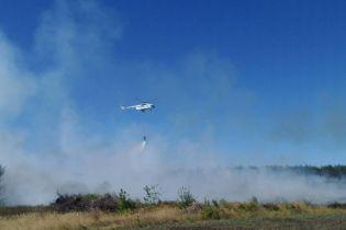 В Балаклее полностью ликвидировали пожар на свалке - ГСЧС