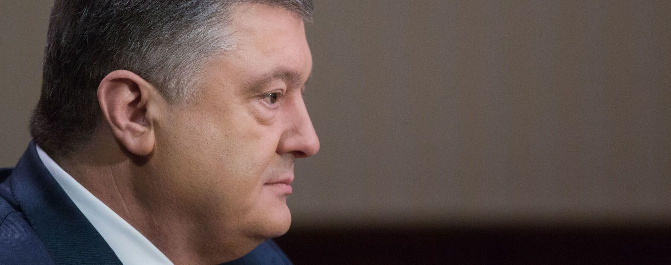 Порошенко надеется на положительное решение вопроса относительно освобождения политзаключенных