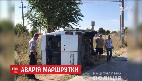 На море не доехали. В аварии в Одесской области травмировались 8 человек, среди них - 3 детей