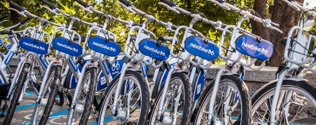 В Киеве определились с исполнителем создания сети проката велосипедов