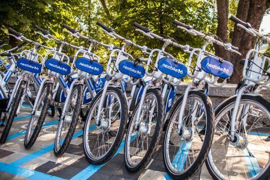 Міські велопрокати з'являться ще у двох містах