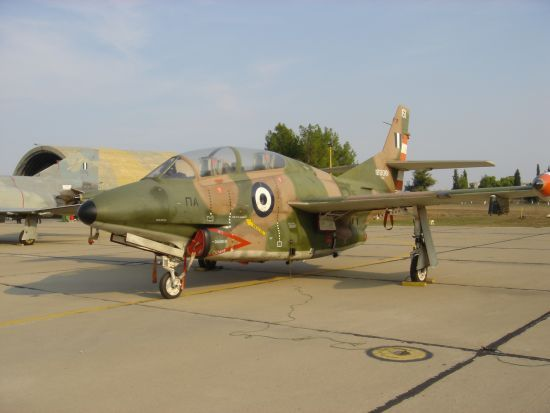 Літак ВПС Греції розбився неподалік Спарти