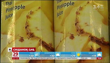 Натуральные соки прямого отжима составляют в Украине только 5 % всего рынка - экономические новости