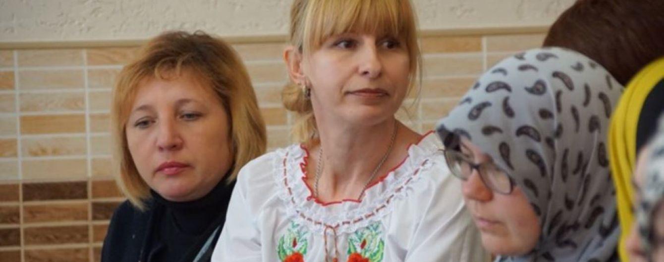 Активістка Українського культурного центру виїхала з Криму після обшуків ФСБ
