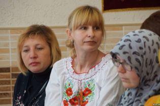 Активистка Украинского культурного центра выехала из Крыма после обысков ФСБ